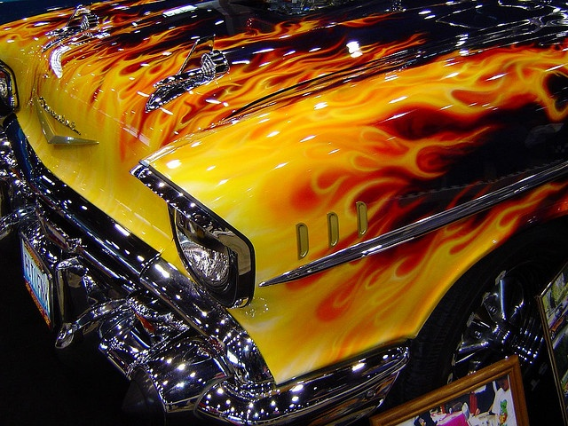 Best Trucks Cars Images On Pinterest Nice Cars Car Tuning - Custom vinyl decals for rc carsimages of cars painted with flames true fire flames on rc car