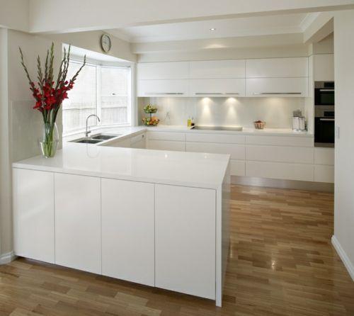 155 besten Küchen Weiß Bilder auf Pinterest | Küchenweiß, Moderne ...
