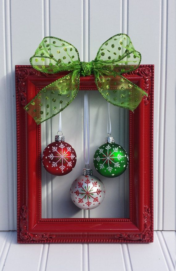 Decorative Christmas Ball Ornaments 3031 Best Diy Christmas Images On Pinterest  Christmas Decor