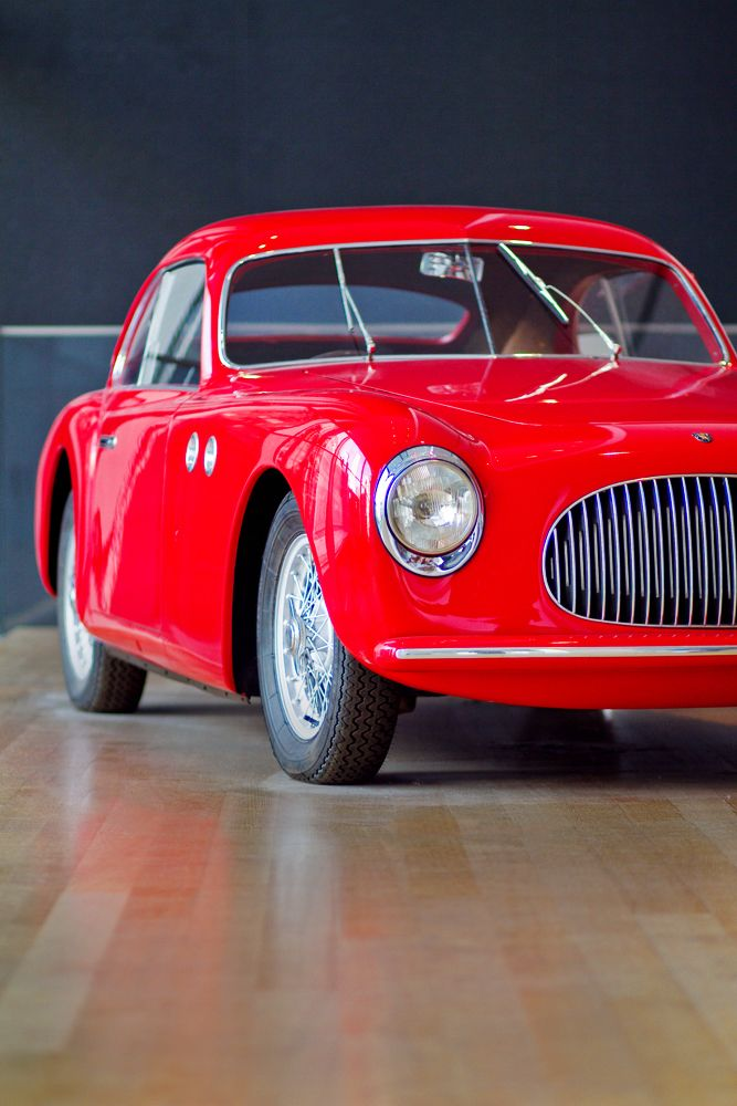 40 best Cisitalia images on Pinterest | Vintage cars, Old school ...