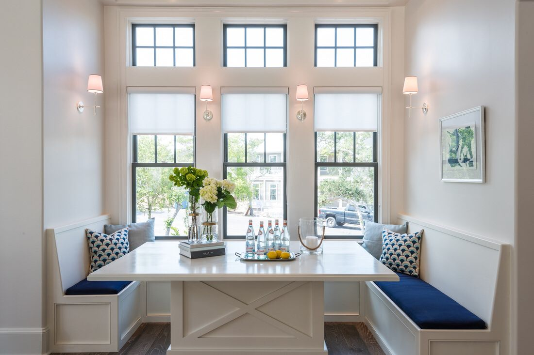 227 best Banquettes/Breakfast Nooks images on Pinterest ...