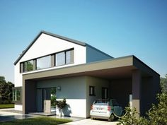 Moderne Satteldachhäuser 215 best haus grundrisse ideen images on cottage