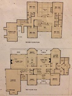 1289 best floor plans images on Pinterest Architecture drawing