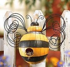 103 Best Gourds Bird Houses Garden Decor Images On Pinterest