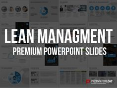 Best Lean Management  Powerpoint Templates Images On