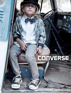 converse on kids