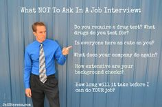 16 best interview humor images on pinterest beautiful words funny sayings and jokes - What To Say In An Interview What Not To Say In An Interview