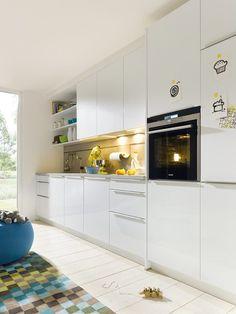 17 Best Gloss Kitchen Ideas Images On Pinterest | German Kitchen, Gloss  Kitchen And Kitchen Designs