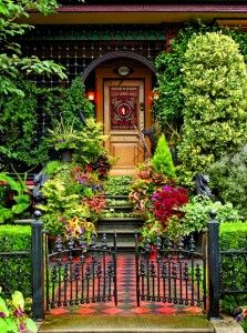 120 Best Front Yard Landscapes Images On Pinterest | Gardening, Front  Gardens And Small Gardens
