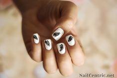 striping tape nagels pinterest