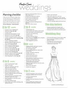 Best Planning Tips Images On   Wedding Stuff