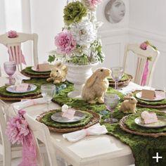 110 Best Easter Table Settings Images On Pinterest