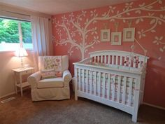 Captivating 735 Best Pink Baby Rooms Images On Pinterest | Pregnancy, Baby Girls And  Bedroom