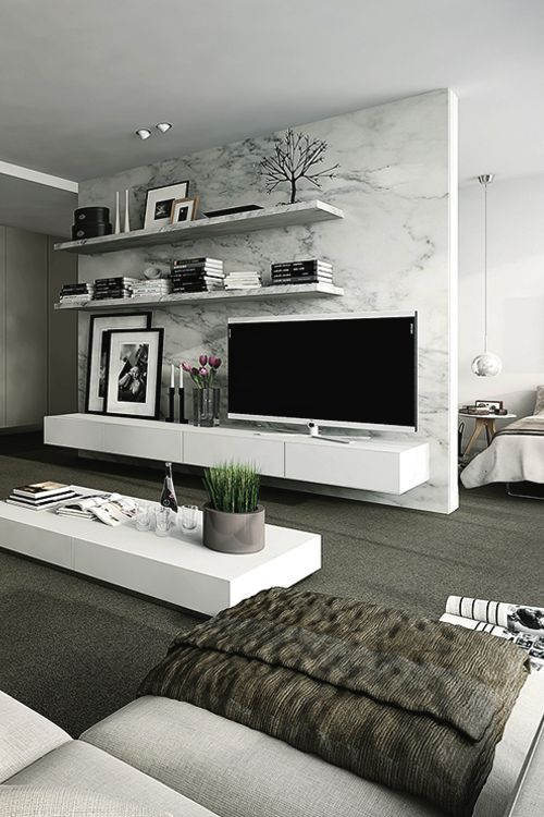 176 Best Muebles De Tv Images On Pinterest  Tv Walls Tv Fair Modern Living Room Ideas Decorating Inspiration