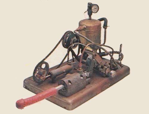 Victorian era gyn vibrator