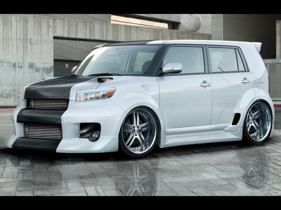 Ordinaire 67 Best Scion Stuff Images On Pinterest | Bespoke Cars, Car Tuning And  Custom Cars