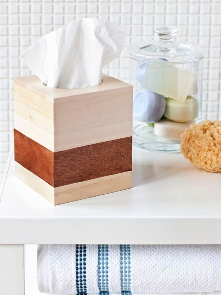 Decorative Tissue Box Cover 100 Best Home  Tissue Box Cover Images On Pinterest  Tissue Box