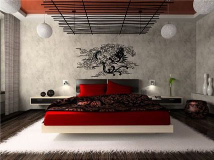 304 Best Bedrooms ~ Ooh Images On Pinterest  Bedrooms Beds And Extraordinary Interior Design For Bedroom Walls 2018