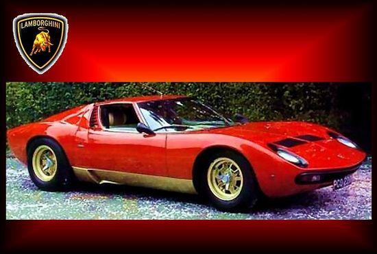 100 Best Lamborghini Miura Images On Pinterest | Lamborghini Miura, Cars  And Vintage Cars