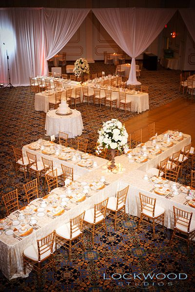 128 best Receptions - Table Setup Design images on Pinterest ...