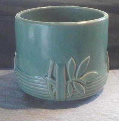 turquoise ceramics vintage