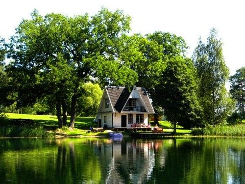 201 best Homes by the Lake images on Pinterest