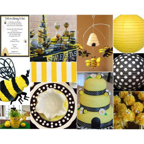 100 Best Bee Theme Images On Pinterest