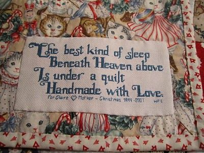 179 best Quilt: NAME TAGS/ LABELS images on Pinterest   Quilt ... : handmade quilt labels - Adamdwight.com