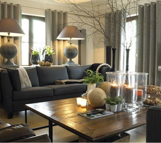 804 best clean design living areas images on Pinterest | Front ...