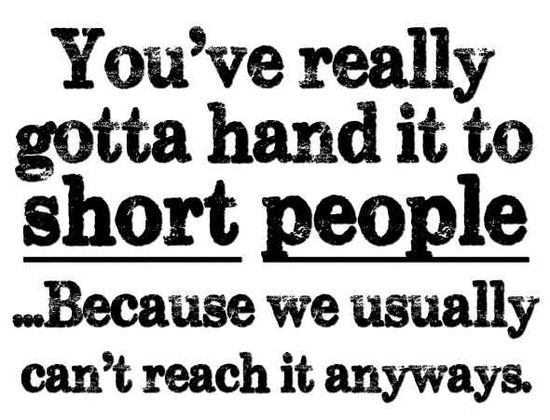 Bon 165 Best Short People... Images On Pinterest | Short Girls, Funny Stuff And  Short Girl Problems