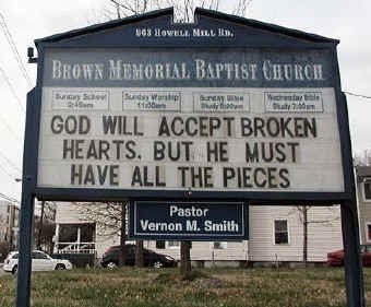 Church Sign Quotes Mesmerizing 106 Best Church Signs Images On Pinterest  Church Humor Funny