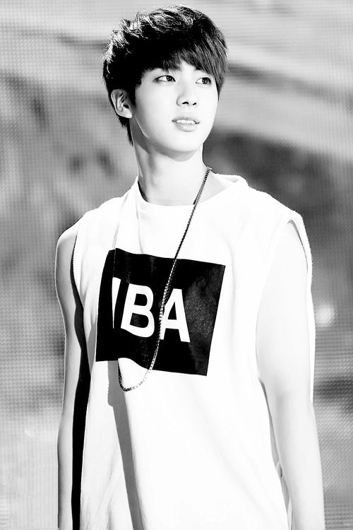 Best Bts Jin Images On Pinterest Bts Jin Scene And Seokjin - Bts hairstyle 2014