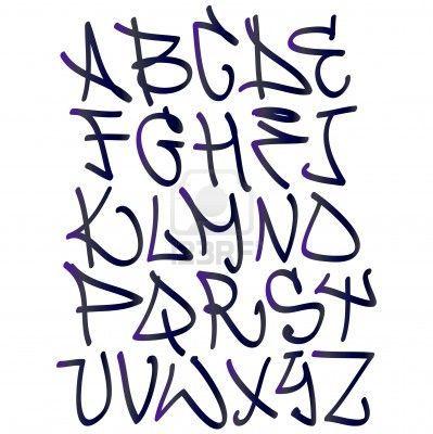 Best  Graffiti Lettering Fonts Ideas On   Graffiti