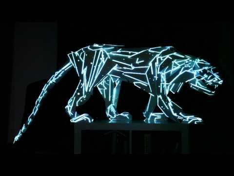 Best Projection Mapping Images On Pinterest Maps Multimedia - Projection mapping turns chapel into stunning work of contemporary art