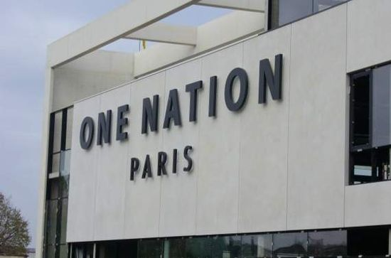 centre commercial plaisir one nation