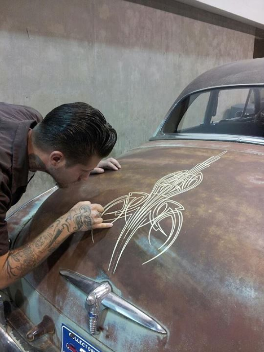 152 Best Pin Stripe Cars Images On Pinterest Pinstriping
