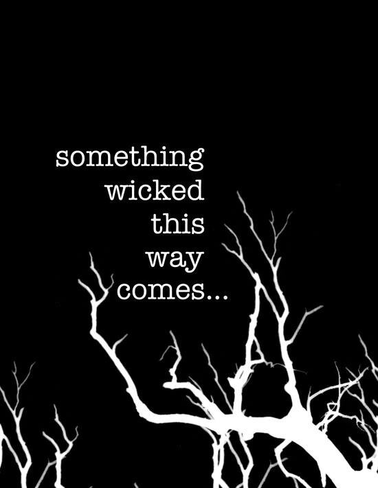 High Quality Something Wicked This Way Comes... Halloween StuffHalloween Quotes ...