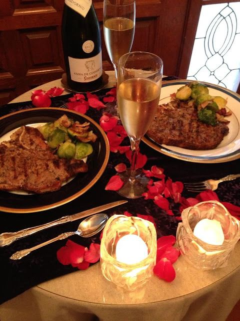 Best Romantic Dinners Images On Pinterest Romantic Dinners