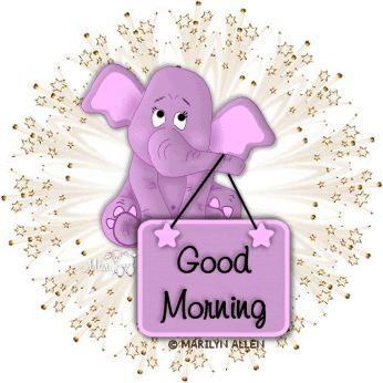 Attractive Good Morning