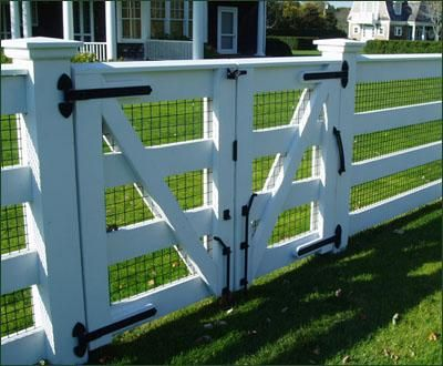 110 best Fencing images on Pinterest Fence ideas Decks and Dog fence