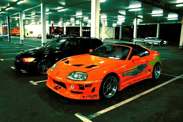 24 Best Fast And Furious Supra Images On Pinterest | Toyota Supra, Cars And  Movie Cars