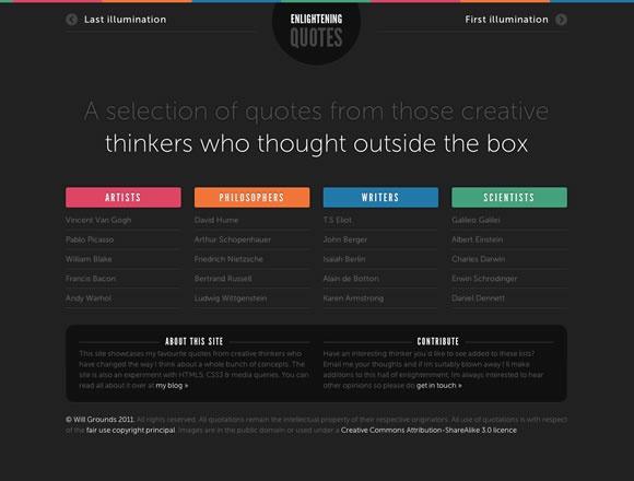 fantastic website homepage ideas. 23 Fantastic Examples of Dark Colors in Web Design  Ledger 18 best images on Pinterest