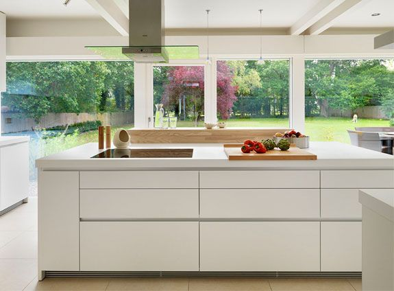 Bulthaup By Kitchen Architecture U0027An Eco Hufhausu0027 Case Study