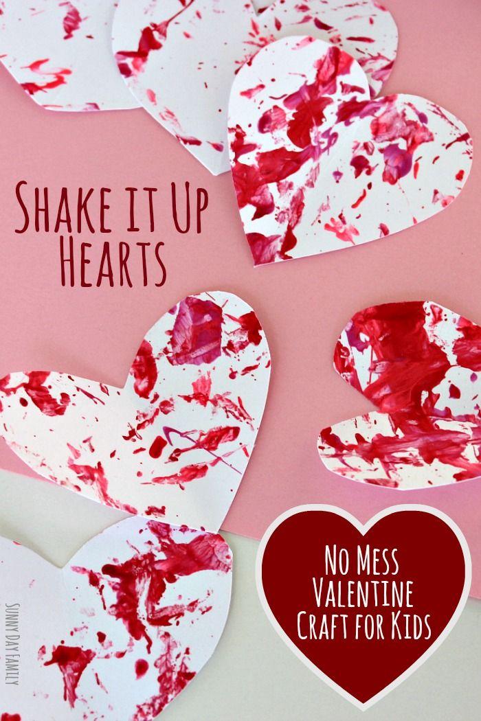102 Best Preschool Valentines Day Images On Pinterest | Craft .