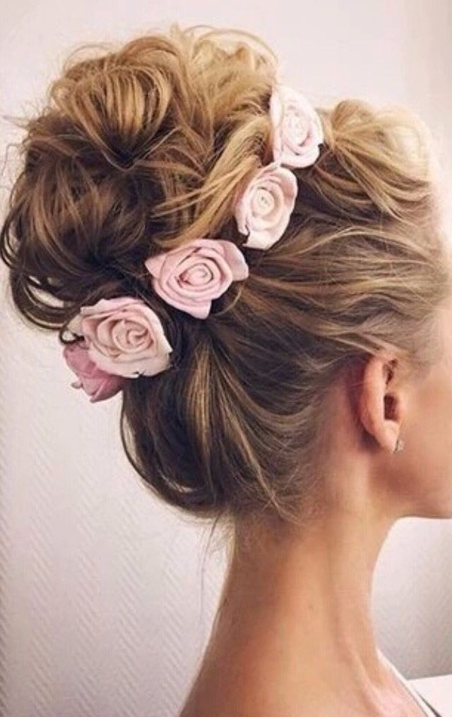 Buns Hairstyles 203 Best Hairimages On Pinterest  Hair Ideas Hairstyle Ideas And